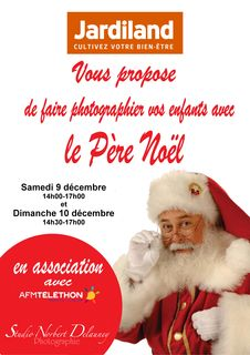photos pere noel jadiland norbert delauney